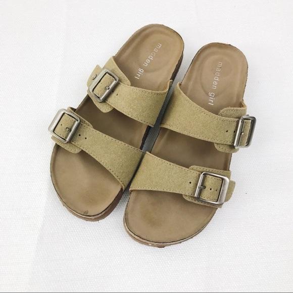a0c2ded68943 Madden Girl Shoes - Madden Girl Brando Footbed Sandals